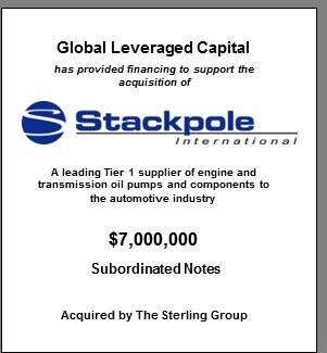 GLC Investment Advisors Transactions